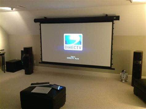 Raleigh  Durham Home Theater  Media Room Installations
