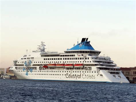 all about the celestyal cruise ship