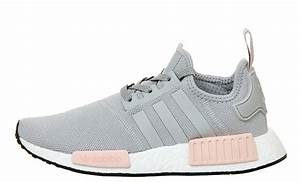 Adidas Originals NMD R1 Damen Running GrauRosa BY3058