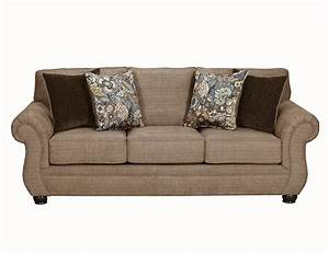 Simmons paisley sofa emory brownstone shop your way for Simmons sectional sofa covers