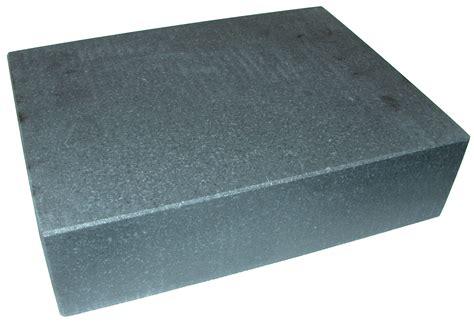 rotagrip black granite surface plate 24 x 18 x 4in