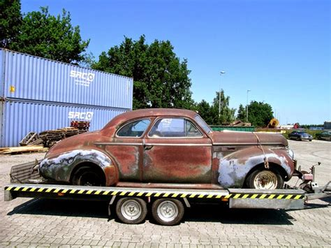 rodcitygarage  buick special coupe