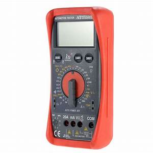 Hd At2150b Digital Multimeter Automotive Meter Tester
