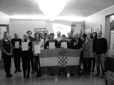 consolato croato trieste corsi di lingua e cultura croata 2016 17 associazione lesina