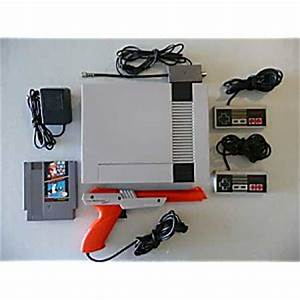 Buy a NES Nintendo System Console with Gun, Games, and More