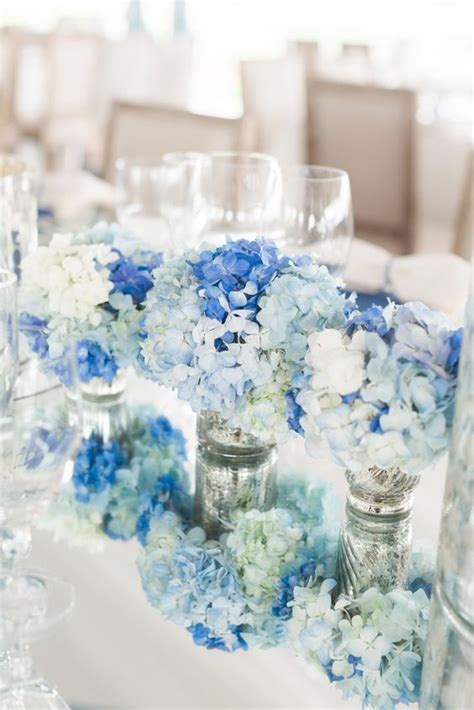 dining room best 25 blue centerpieces ideas on teal in baby wedding table