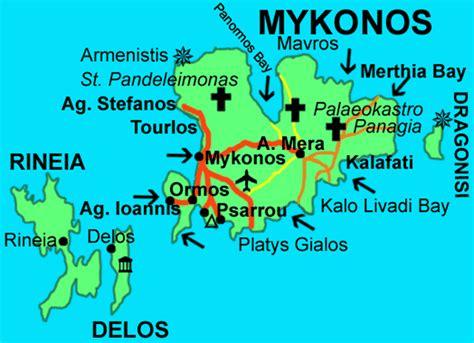 lade per coltivazione mykonos mappa mykonos cartina