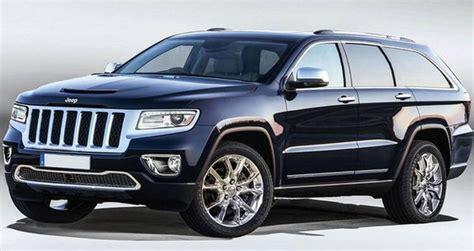 Jeep Wagoneer 2018 Price 2018 jeep grand wagoneer price release date interior