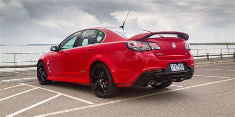 2018 Holden Commodore Review Vfii Ss V Redline Caradvice