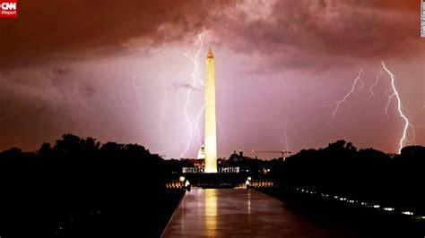 lightning strikes   stay safe cnn