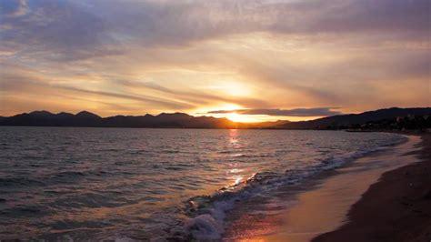 ☀beautiful Ocean Sunset In France☀ Full Hd Youtube