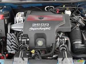 1998 Pontiac Grand Prix Daytona 500 Edition Gtp Coupe 3 8