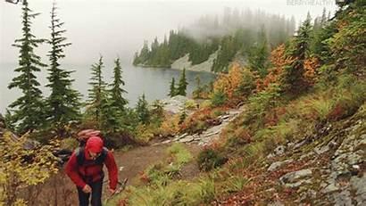 Hiking Hike Gifs Backpacking Trail Natural Outdoors