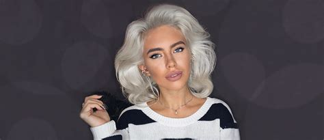 eye catching styles  bleached hair lovehairstylescom