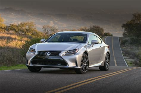 Reliable Luxury Sports Cars by 2018 Lexus Rc 300 Qucik Take Review Automobile Magazine