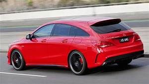 Mercedes Classe Cla Amg : mercedes benz cla 45 amg shooting brake 2016 review carsguide ~ Medecine-chirurgie-esthetiques.com Avis de Voitures