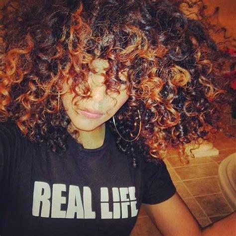 short brown curly hair short hairstyles