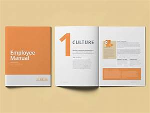 Image Result For Employee Manual Design