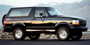 La Nueva Ford Bronco Tendr U00eda Una Versi U00f3n H U00edbrida