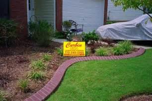 Brick Landscape Edging Home Depot