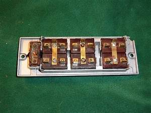 1966 Lincoln Continental Power Window Switch  1966 Lincoln Continental Window Wiring Diagram