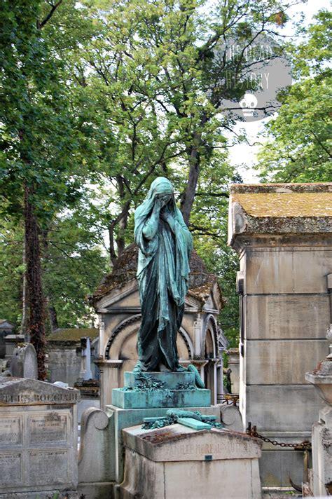 pere la chaise cimetiere du père lachaise the dead history
