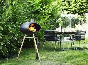 Cheminée Barbecue Exterieur : chemin e d 39 ext rieur moderne 42 mod les tendance ~ Preciouscoupons.com Idées de Décoration