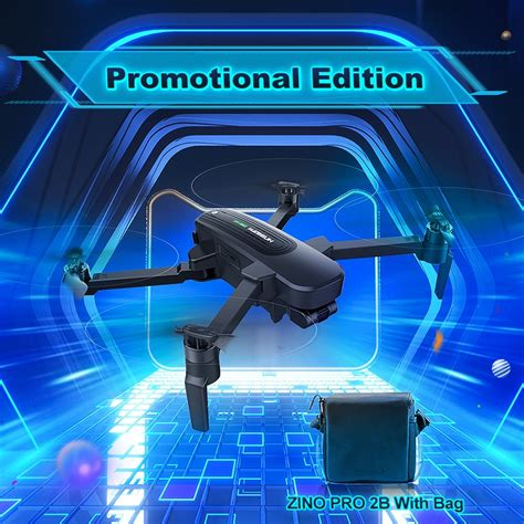 Wheel to adjust tthe brightness of the remote control. Hubsan ZINO PRO RC Drone Quadcopter GPS 5G WiFi 4KM FPV ...
