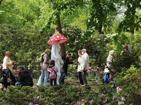 Britzer Garten Festplatz Bühne by Sonntag In Berlin Feenfest Im Britzer Garten Ytti