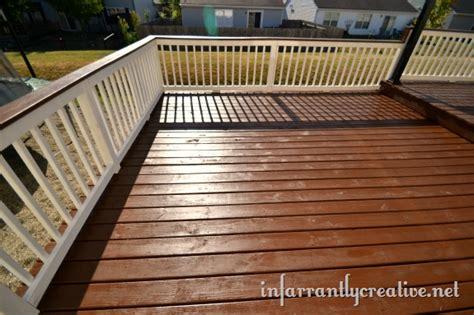 Painted Decks And Railings