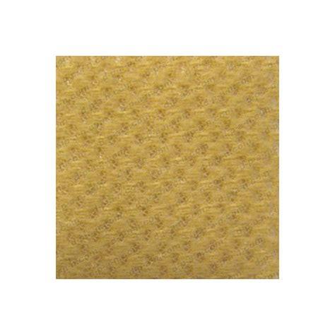 ciel de toit tissu quot nid d abeille quot beige sur mousse pour fabrication de ciels de toit 224 coller