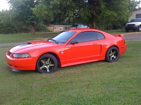 ford mustang gt   trade