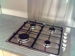 Credence Plaque De Cuisson : plaque inox pour cuisine id es de ~ Dailycaller-alerts.com Idées de Décoration