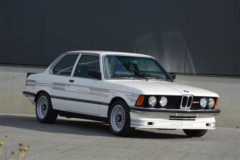 Alpina B6 2.8 E21 1982 Bmw In Mint Condition, Only 84k