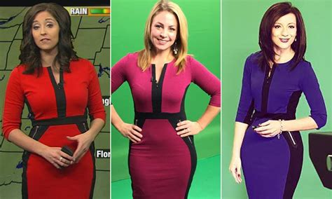 pretty weather girl the hottest weather girls on tv