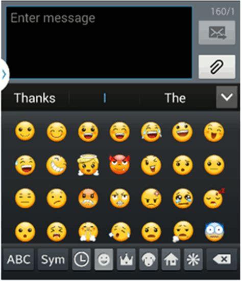 Two Ways To Use Emoji Keyboard On Samsung Galaxy S5