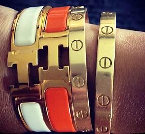 Hermes Bracelet Celebrities