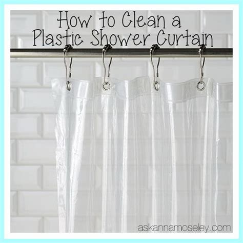 how to clean shower curtain bathroom cleaning tips and tricks hative