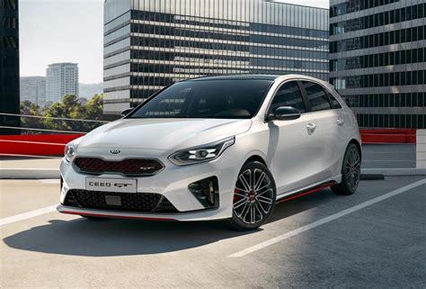 Kia Ceed Gt by 2019 Kia Ceed Gt Revealed Looks Hatch