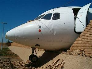 Incident Avro Rj85a Zs