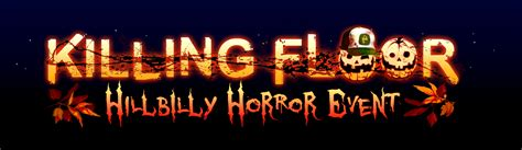 killing floor 2 logo killing floor hillbilly logo 2 bloody disgusting
