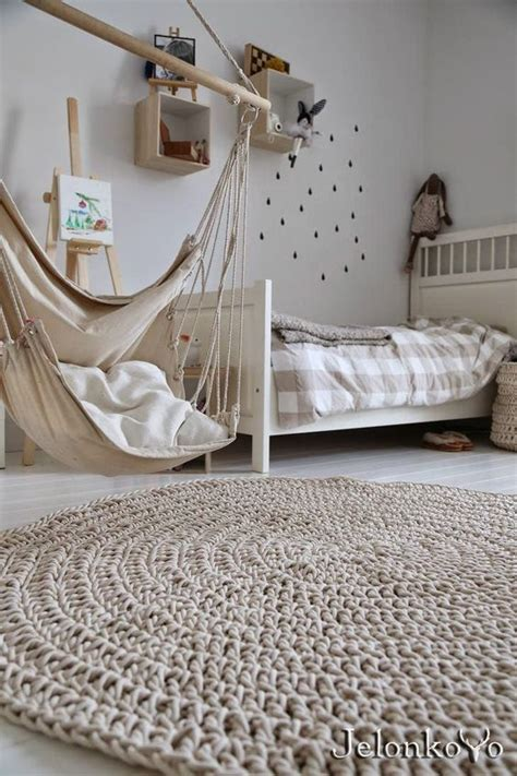 hammocks kid spaces  kids rooms  pinterest