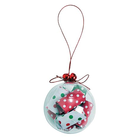 rolled up paper christmas ornament craft kit oriental trading
