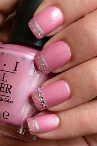 Gel nails french tip designs ideas fabulous