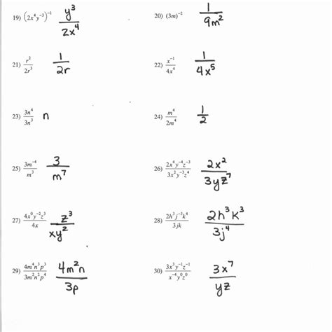 worksheet exponent laws worksheet grass fedjp worksheet