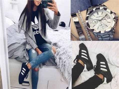 How to style your Adidas shoes u2013 Just Trendy Girls