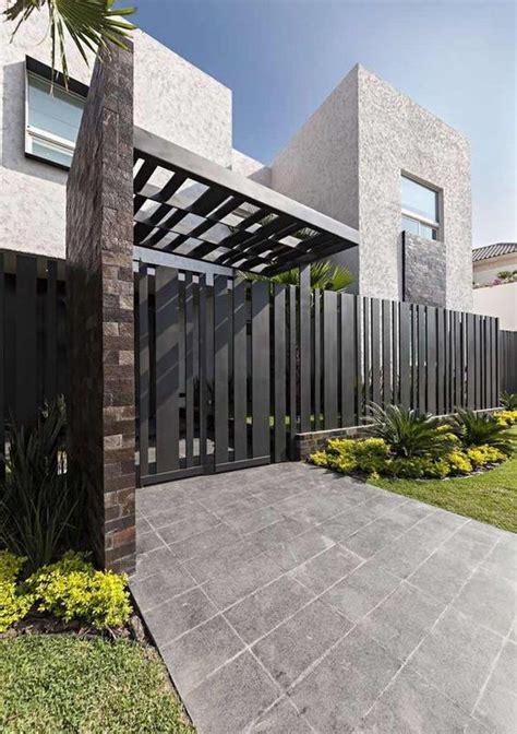inspirasi gambar pagar rumah gaya klasik hingga modern