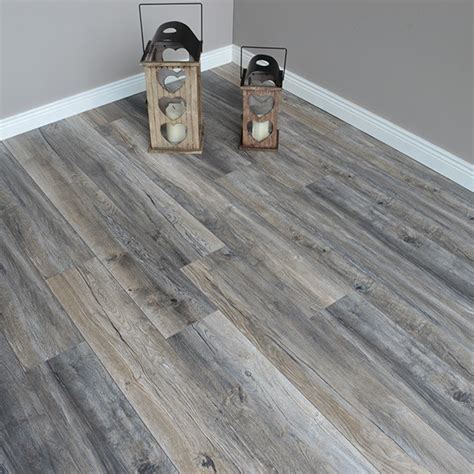 Harbour Oak Grey Commercial Grade Laminate Flooring