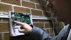 How To Install A Burglar Alarm Remote Keypad