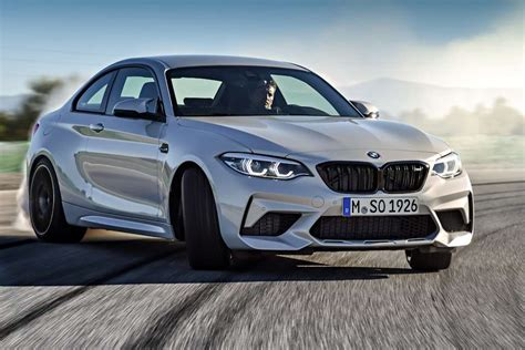 Lighter, More Powerful Bmw M2 Cs Unleashed